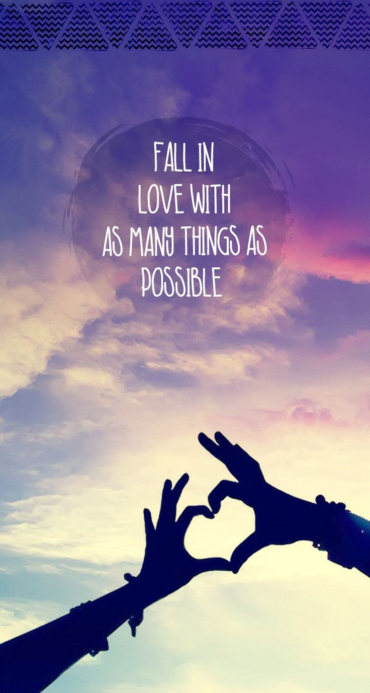 28 ROMANTIC LOVE QUOTE WALLPAPERS FOR YOUR IPHONE  Godfather Style