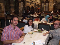 lunch at beit jabry