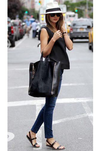 Can't get enough of Miranda Kerr's style.