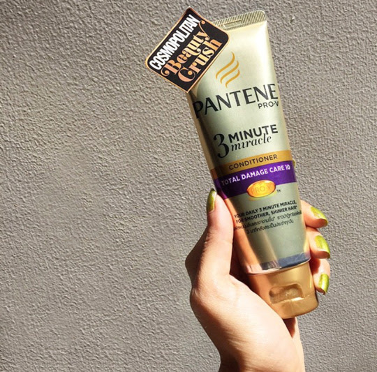 Review: Pantene 3 Minute Miracle Conditioner  Beauty \u0026 Sparkle