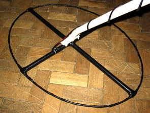 Thiết bị dò kim loại có kiểm soát vi điều khiển