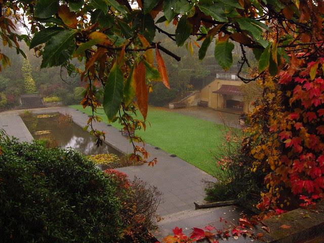 The Pergola and Hill Garden