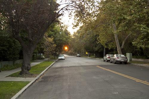 walking in claremont
