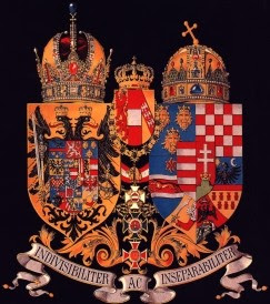 Medium Common Arms of Austria and Hungary
