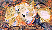 Open Pit Mining Art  Index