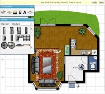 Proganti crear dise os de interiores online for Diseno interiores online