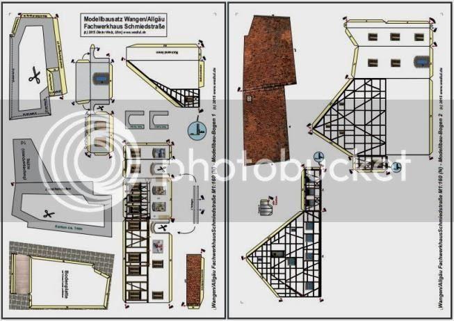 photo Half-Timbered House In Wangen Paper Model via Papermau02_zpsp7brzvc4.jpg