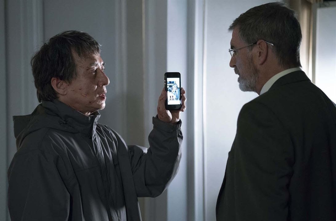 The Foreigner : Photo Jackie Chan, Pierce Brosnan