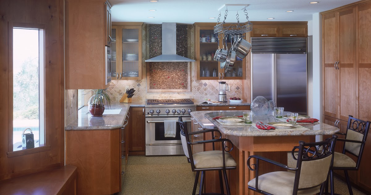 Clear Alder Kitchen Cabinets : Clear Alder And Knotty ...