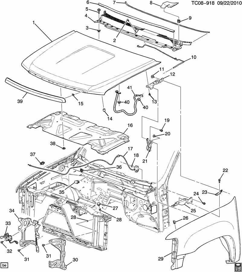 2014 Silverado Engine Diagram   2014 Silverado Engine Diagram      Fuse Wiring
