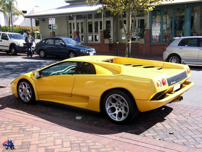 Best Cars Lamborghini Diablo Vt