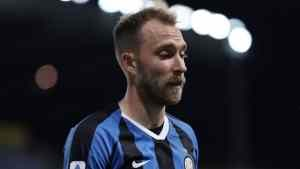 Inter Milan To Sell Christian Eriksen For £27m Just A Year After Signing Him