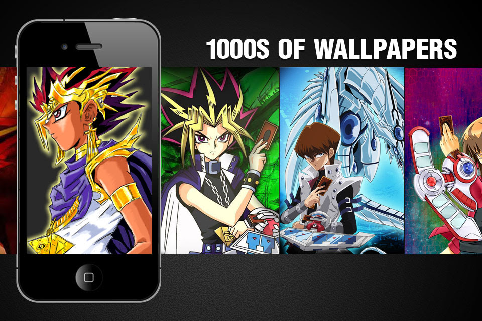 Yugioh Wallpapers  iPhone Entertainment apps  by Turbo Fire