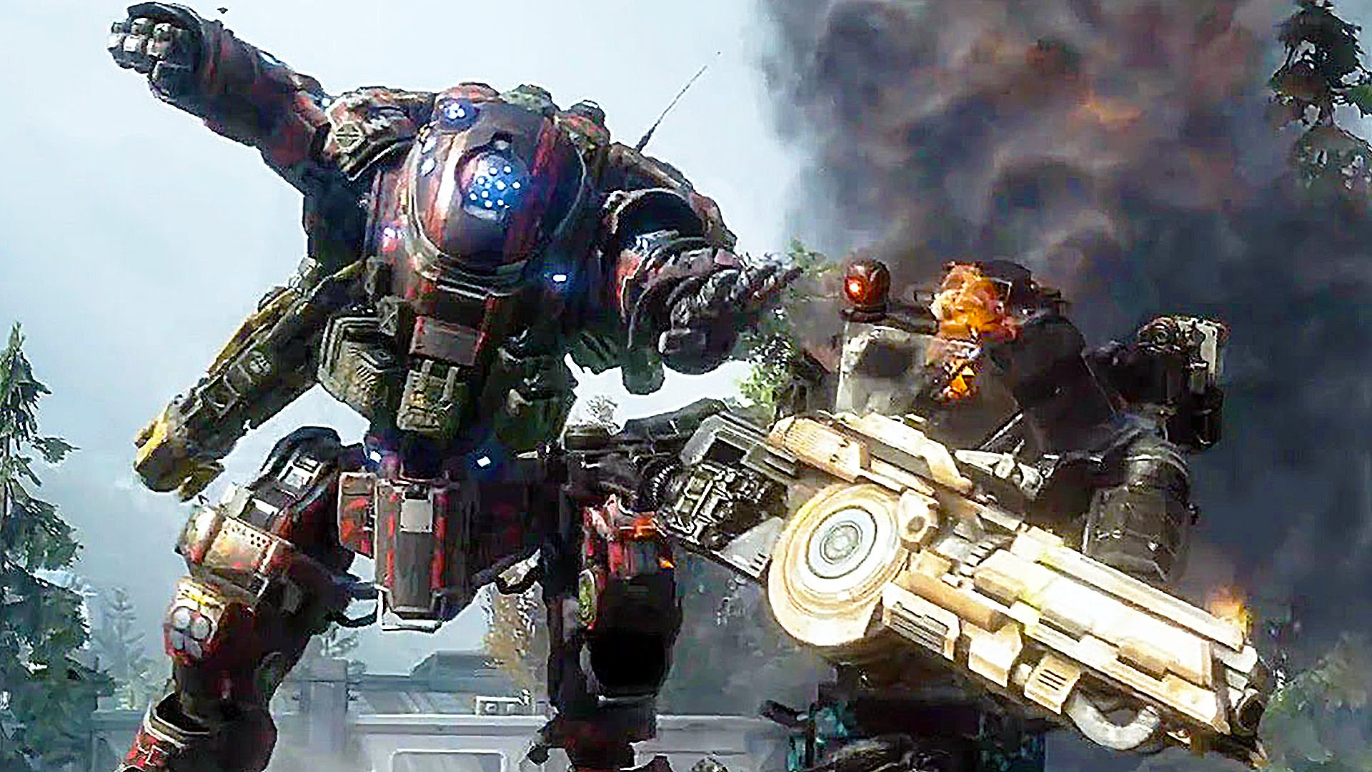 Titanfall 2 Wallpapers High Quality | Download Free