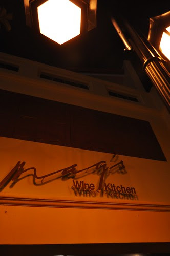 mag's wine kitchen