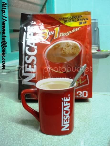 I Am A Nescafe Freak
