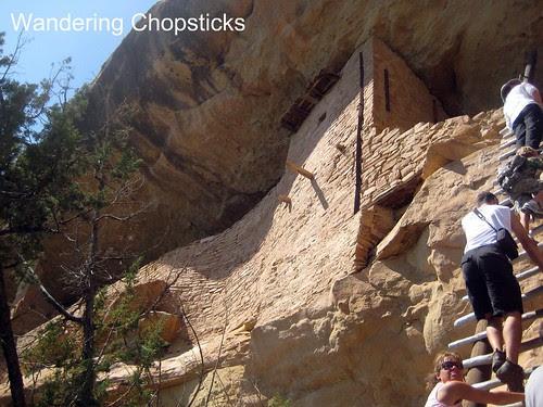 8 Balcony House - Mesa Verde National Park - Colorado 6
