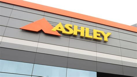 ashley furniture slashes production  inland empire lays