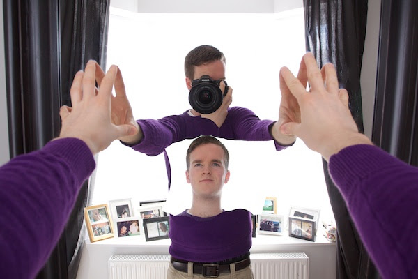 Hidden Camera Mirror Photo Trick Photoshop Expert Photography