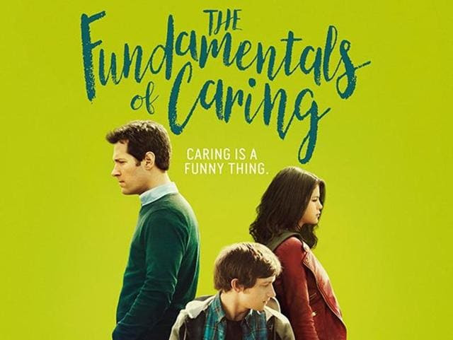 Risultati immagini per the fundamentals of caring movie poster