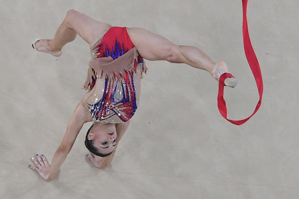 Resultado de imagem para danielle prince ribbon 2016