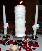 The Unity Candle Ceremony