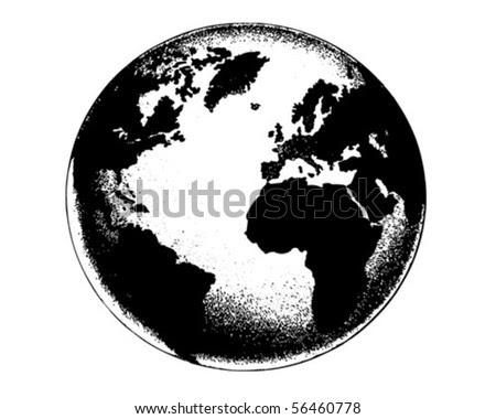world map vector png. Globethe world art,globe map