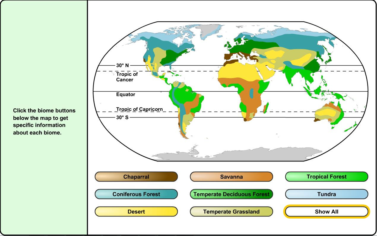 31 Biomes Of North America Worksheet Answers - Free ...