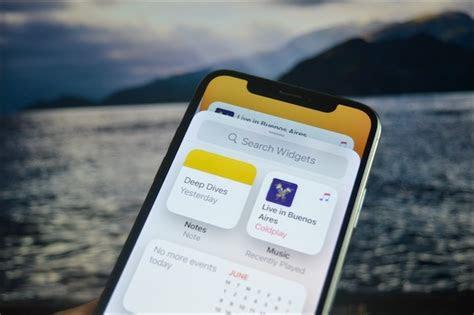 iphone home screen widgets work  ios    widget homescreen iphone design