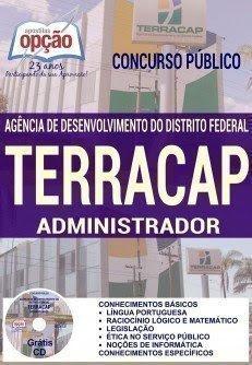 Apostila TERRACAP ADMINISTRADOR 2017.