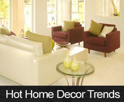 Hot Home Decor Trends 2013