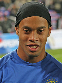 Ronaldinho, St.