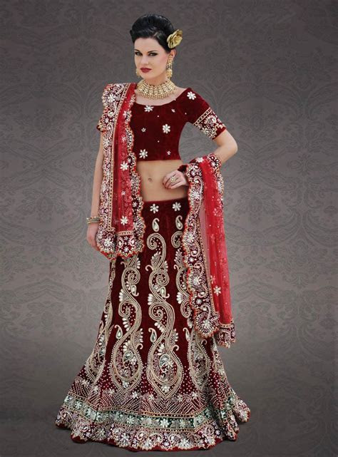 Lehenga Choli Saree Designs Blouse Designs 2014 Style