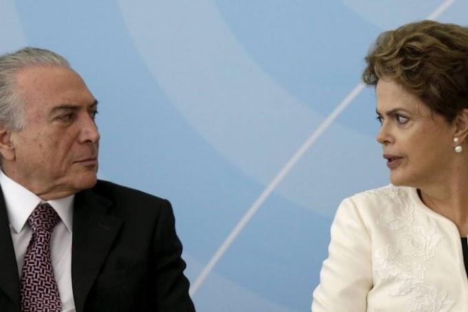 PT ou Temer: quem o brasileiro prefere no Planalto?