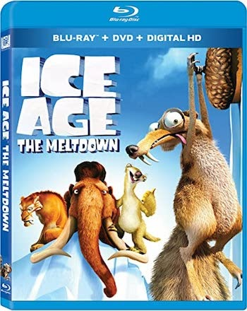 Ice Age – The Meltdown 2006 Dual Audio Hindi 720p 480p BluRay 850MB And 350MB