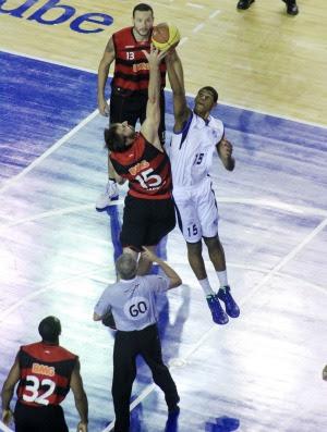 NBB Flamengo x Minas (Foto: Orlando Bento/Divulgação NBB)