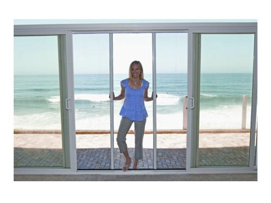 New Sliding Patio Screen Doors Screenman Mobile Screening Service