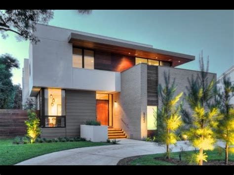 modern house design  contemporary point  view