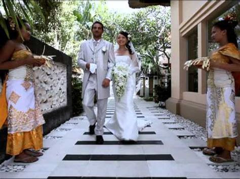 Weddings at AYANA Resort and Spa BALI   YouTube