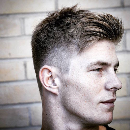 barberjack7 looser hairstyles with more texture and softness
