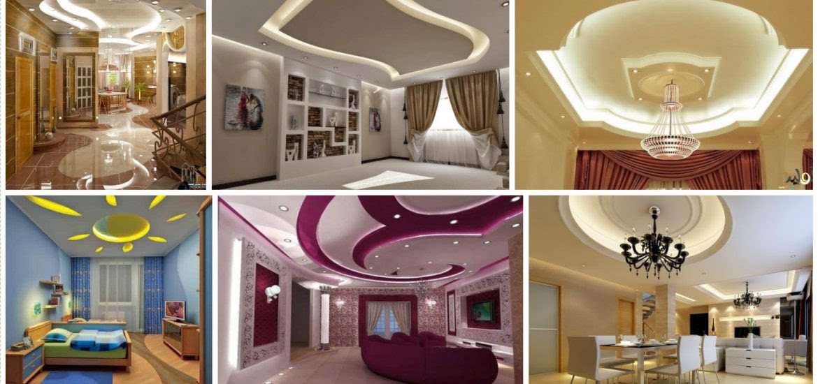 15 Decorative Ceiling Design Ideas That Are Worth Seeing It