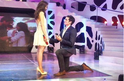 6 'Kilig' Wedding Proposals of Filipino Celebrities