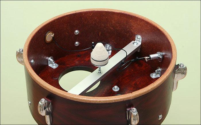 Электронный барабан в домашних условиях