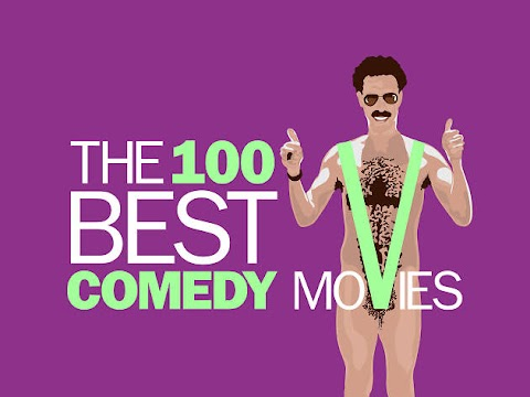 Best Comedy Films Of All Time