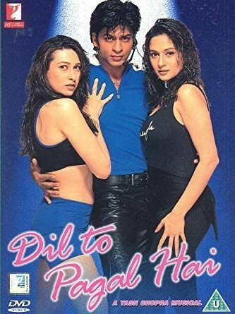 Dil to Pagal Hai (1997) Hindi 480p | 720p | 1080p BluRay Full Movie