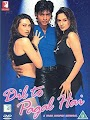 Dil to Pagal Hai (1997) Hindi 480p | 720p | 1080p BluRay Full Movie