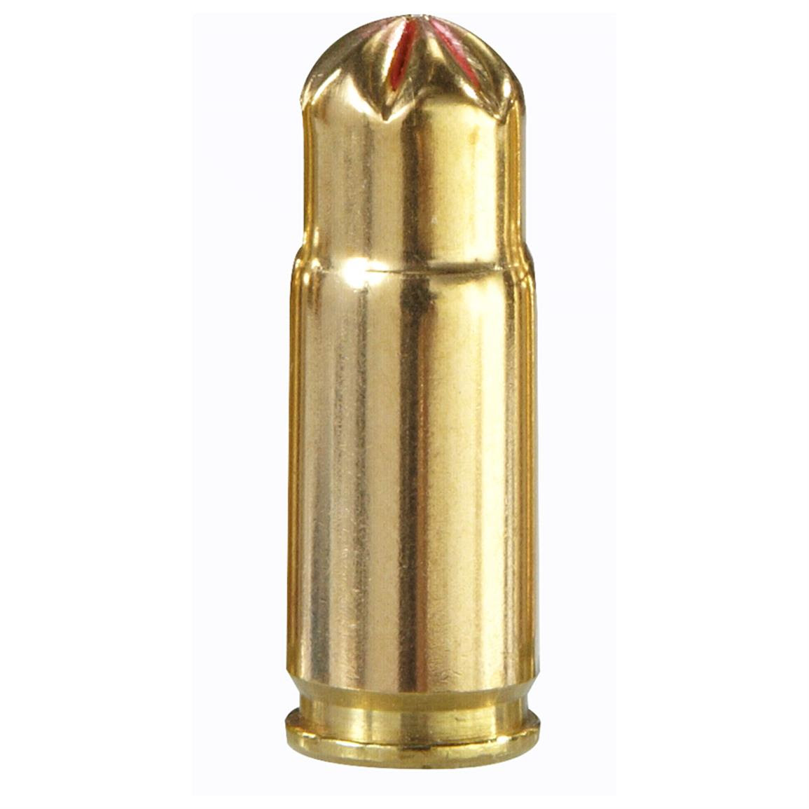 PPU, 9mm Luger, Standard Blank, 50 Rounds - 222527, 9mm Ammo at ...