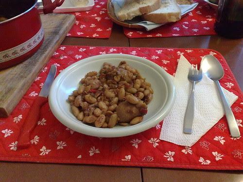 Fagioli con la salsiccia by durishti