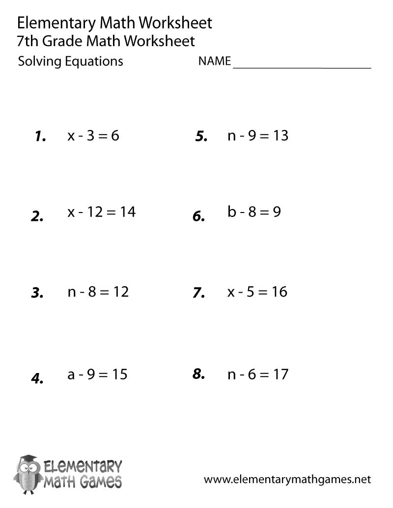 free printable math worksheets 7th grade_275763