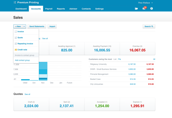 Streamline Your Sales Process With Quotes Xero Blog